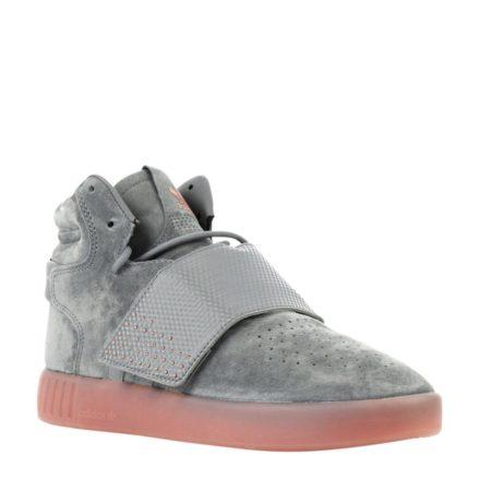 adidas originals Tubular Invader Strap sneakers (grijs)