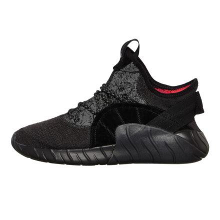 adidas Tubular Rise (zwart/rood)