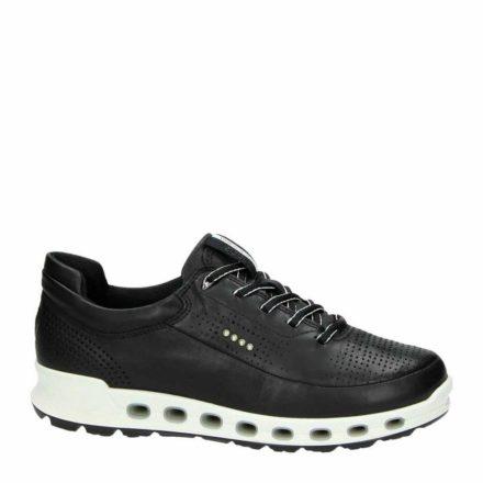 Ecco leren sneakers met gore-tex (zwart)