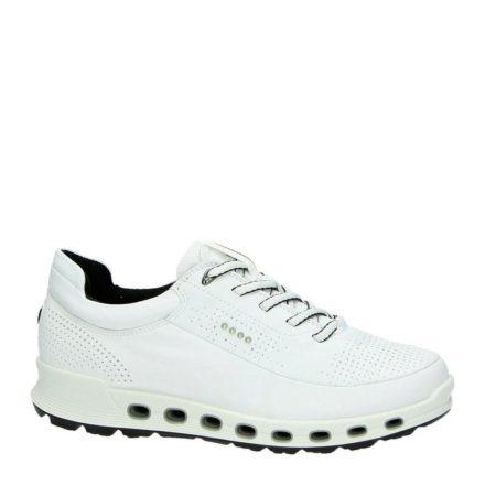 Ecco leren sneakers met gore-tex (wit)