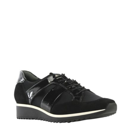 Högl sneakers (zwart)