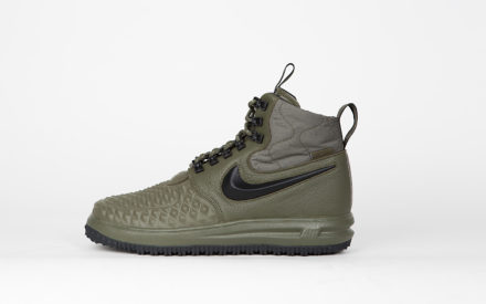 Nike Lunar Force 1 Duckboot '17 Medium Olijf groene/Black Wolf Grey