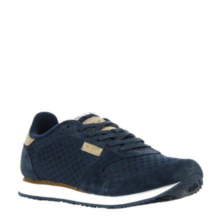 Woden sneakers (blauw)