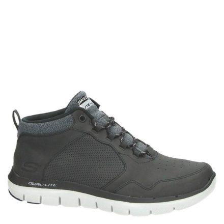 Skechers nubuck sneakers (grijs)