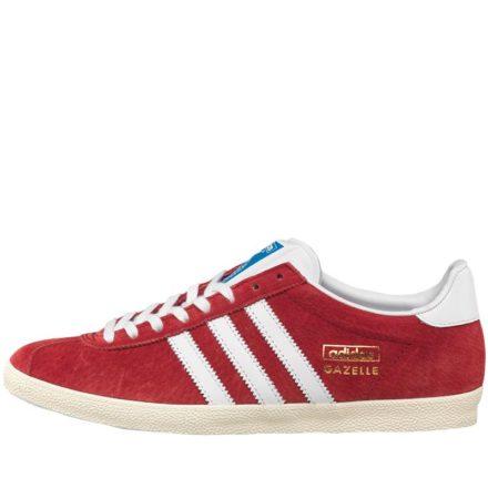 Adidas Originals Heren Gazelle OG Sneakers Rood