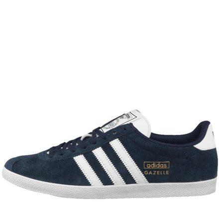 Adidas Originals Heren Gazelle OG Sneakers Blauww