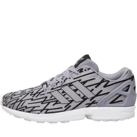 Adidas Originals Heren ZX Flux Weave Sneakers Grijs