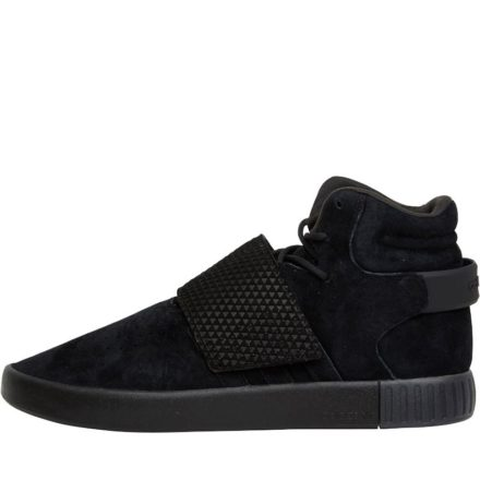 Adidas Originals Heren Tubular Invader Strap Sneakers Zwart
