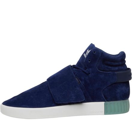 Adidas Originals Heren Tubular Invader Strap Sneakers MarineBlauww