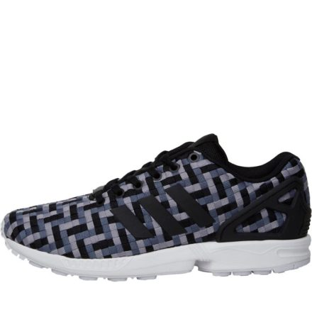 Adidas Originals Heren ZX Flux Sneakers Grijs