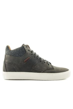 Oneill Basher hi leather (Zwart)
