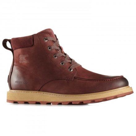 Sorel Madson™ Moc Toe Waterproof Rood/Bruin