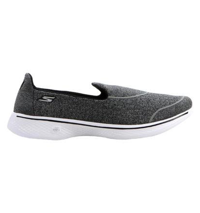 Skechers Performance Zwarte Slip-On Sneakers