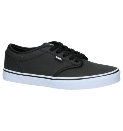 Lage Skate Sneakers Zwart Vans Atwood
