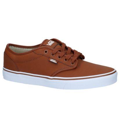Vans Atwood Bruine Lage Sneakers