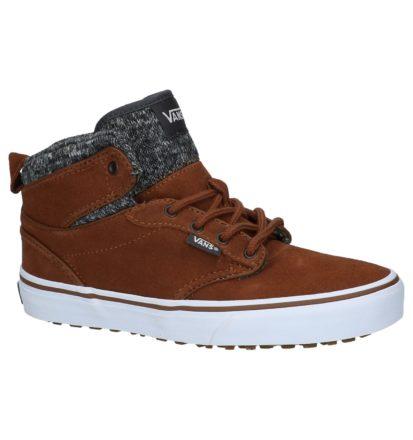 Hoge Skate Sneakers Bruin Vans Atwood Hi MTE