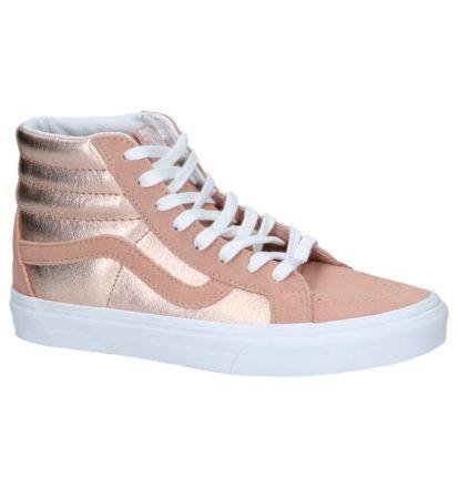 Vans SK8 Hoge Sneaker Roze