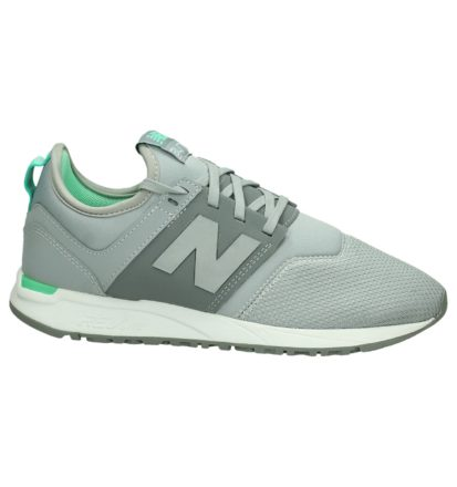 New Balance WRL247 Grijze Sneakers