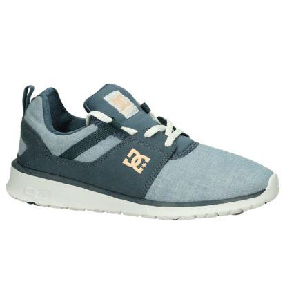 Blauwe Sneakers Runner DC Shoes Heathrow
