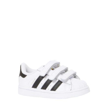 adidas originals Superstar Foundation CF I sneakers kids (wit)