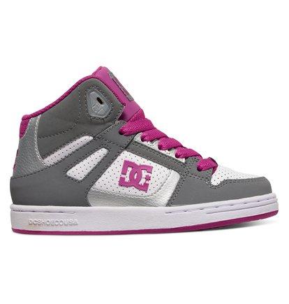 Rebound - Hoge Schoenen voor Jongens - Gray - DC Shoes Overige kleuren