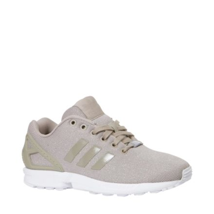 adidas originals sneakers ZX Flux (bruin)