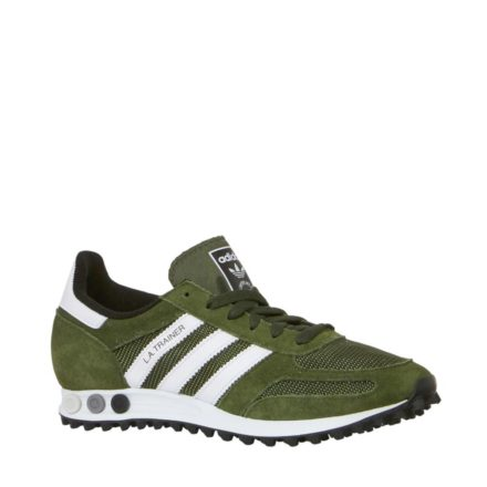adidas originals LA Trainer OG sneakers (groen)