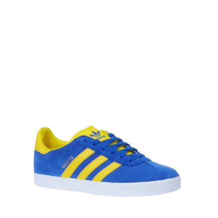 adidas originals Gazelle J sneakers kids (blauw)