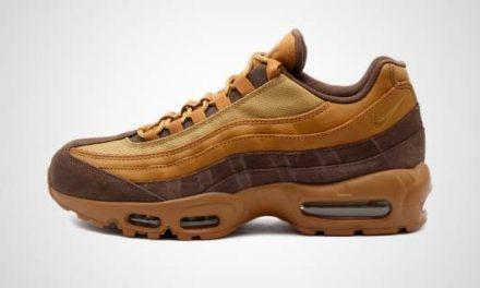 Nike Air Max 95 Premium (Bruin) Sneaker