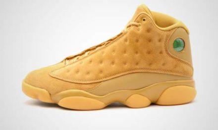 "Nike Air Jordan XIII Retro ""Gouden Harvest"" Sneaker"