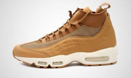 "Nike Air Max 95 Sneakerboot ""Wheat Pack"" Sneaker"