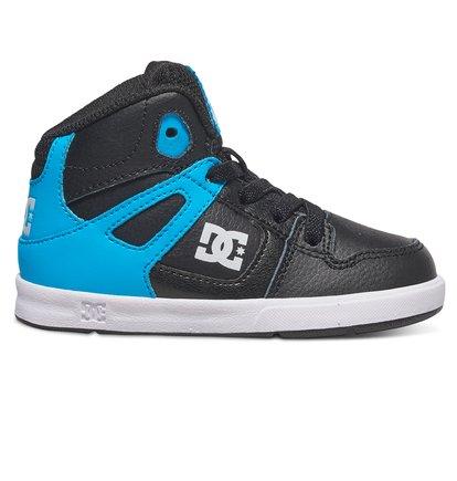 Rebound Ul - High-Top Shoes for Boys - Multicolor - DC Shoes multicolor