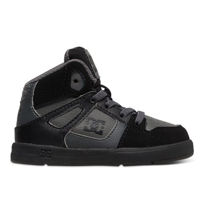 Rebound Ul - High-Top Shoes for Boys - Gray - DC Shoes Overige kleuren