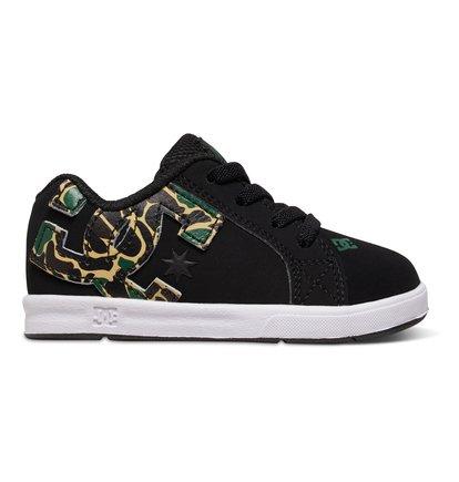Court Graffik Elastic UL - Backpack for Kids - Black - DC Shoes zwart