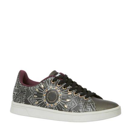 Desigual sneakers (zwart)