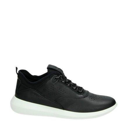 Ecco Scinapse leren sneakers (zwart)