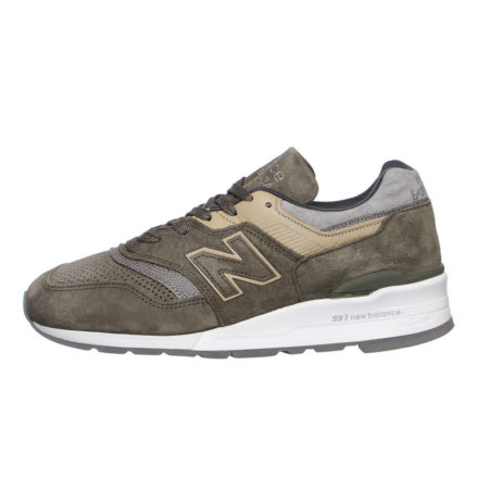 New Balance M997 FGG Made in USA (groen)
