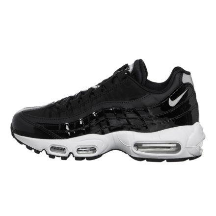 Nike WMNS Air Max 95 Special Edition Premium (zwart/zilver/grijs)