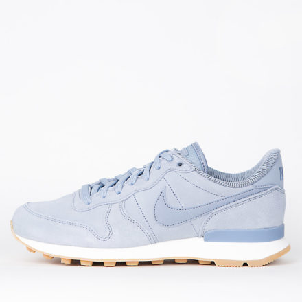 Nike Wmns Internationalist SE Glacier Grey/Glacier Grey Dark Sky Blue