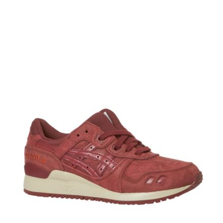 Asics sneakers Gel Lyte III (rood)