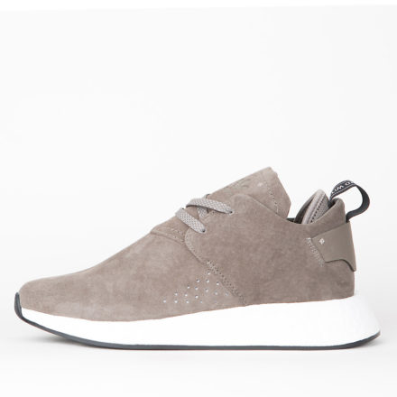 Adidas NMD_C2 Suede Simple Brown/Simple Brown/Core Black