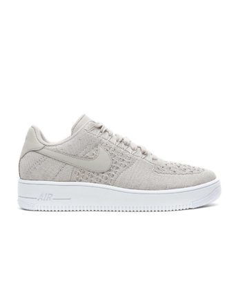 NIKE Air Force 1 Flyknit Low (string/string-white)