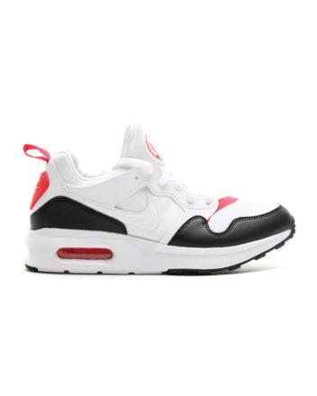 NIKE Air Max Prime (white/white-siren red-black)