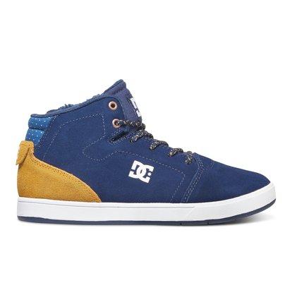 Crisis WNT – Hoge Schoenen voor Kids – Blue – DC Shoes blauw