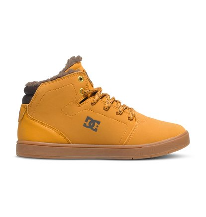 Crisis WNT – Hoge Schoenen voor Kids – White – DC Shoes wit