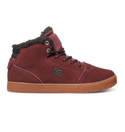 Crisis WNT – Hoge Schoenen voor Kids – Red – DC Shoes rood