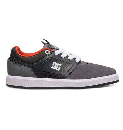 Cole Signature – Lage Schoenen voor Jongens – Gray – DC Shoes Overige kleuren