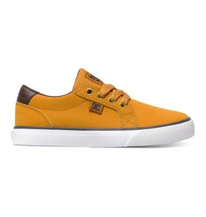 Council – Schoenen voor Jongens – White – DC Shoes wit