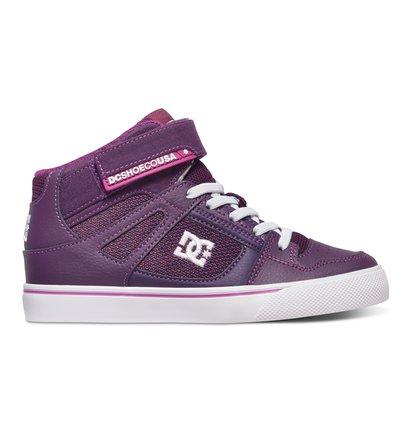 Spartan EV - Hoge Schoenen voor Meisjes - Purple - DC Shoes paars