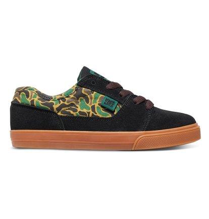 Tonik SE - Schoenen voor Jongens - Black - DC Shoes zwart